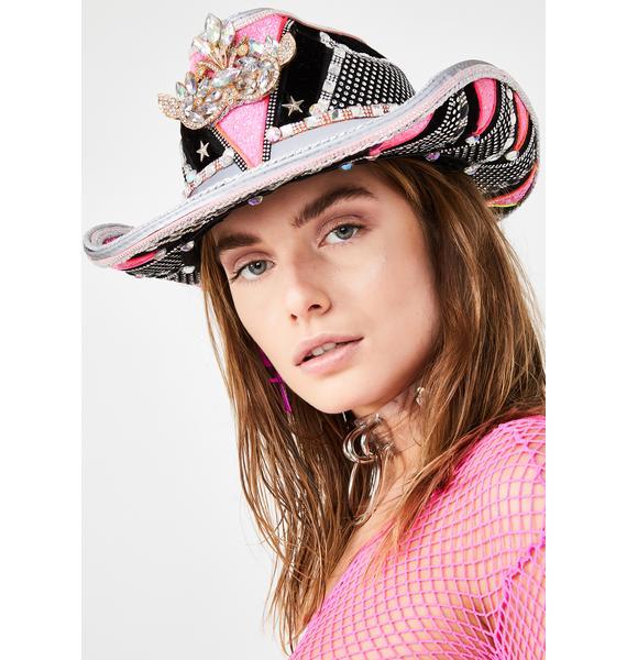 Soul Sergeants Sheriff Of Soul Cowgirl Hat