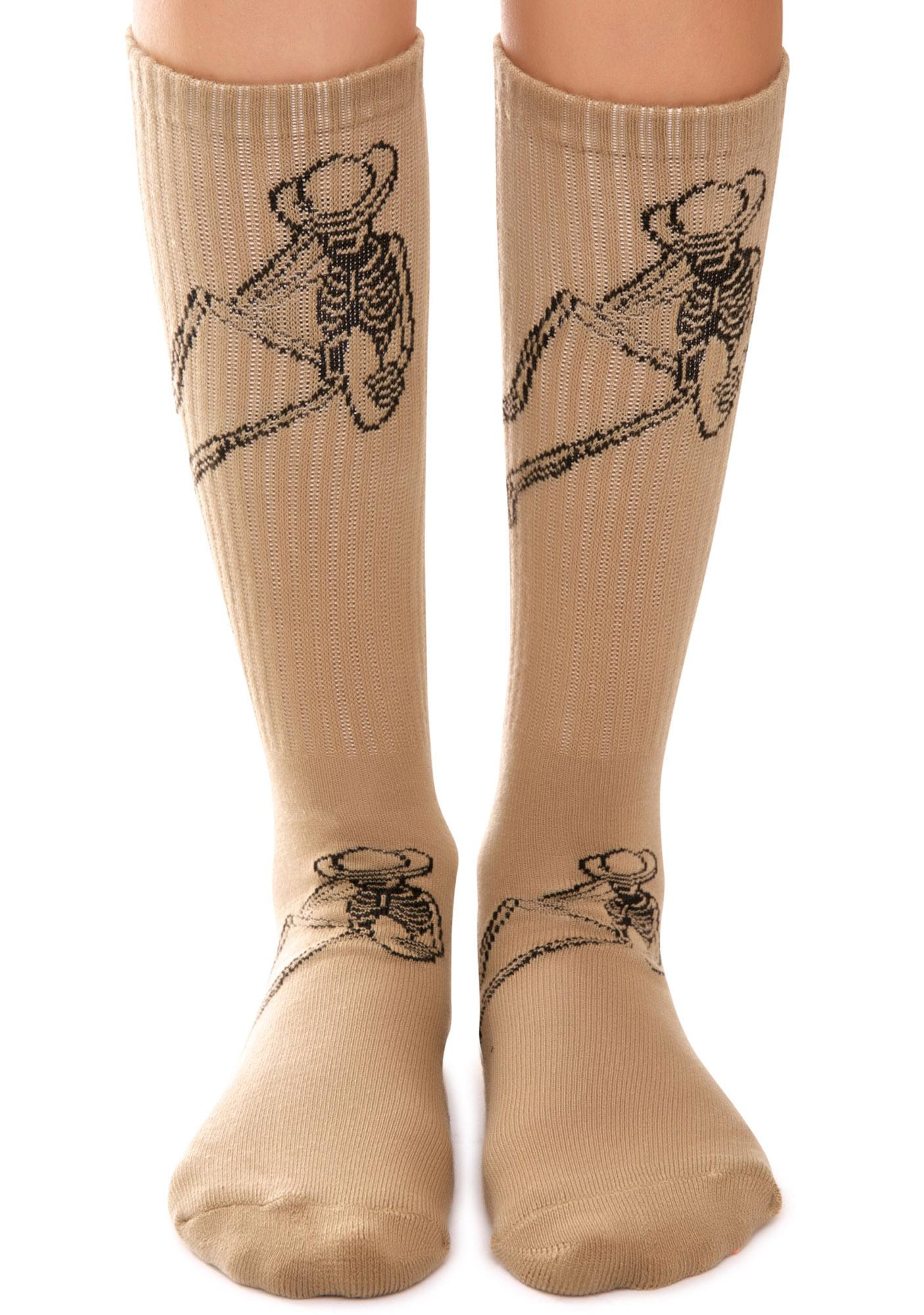 Rebel8 Permanent Vacation Socks