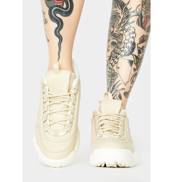 Fila Nude Disruptor II Sneakers