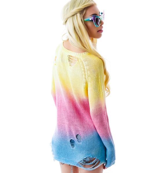 UNIF Sherbert Sweater