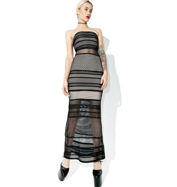 50 Shades Maxi Dress