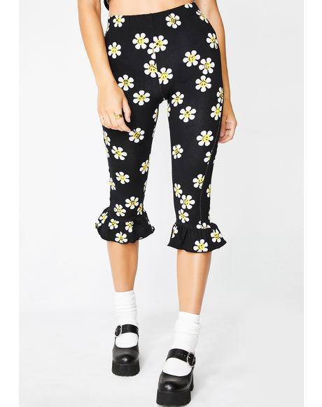 Dazy High Capri Leggings
