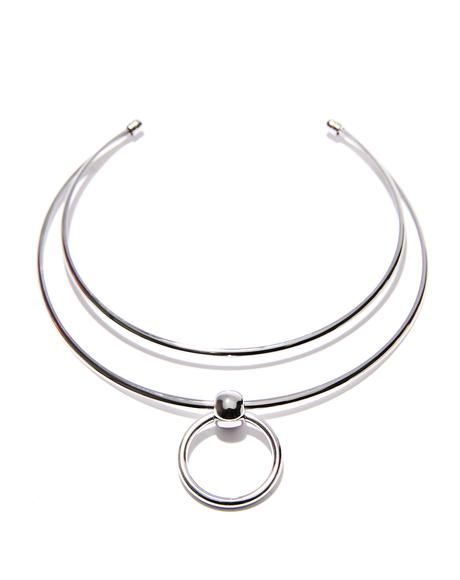 Center Of Attention Choker