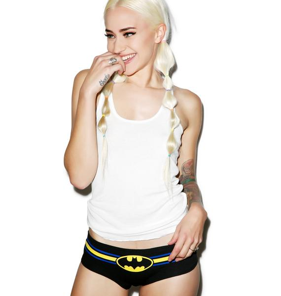 Undergirl Batman Glow In The Dark Panties 3-Pack