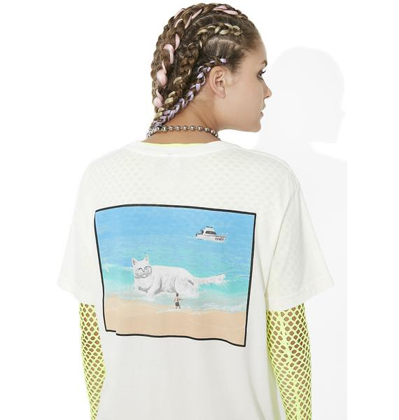 RIPNDIP Beached Nerm Pocket Tee