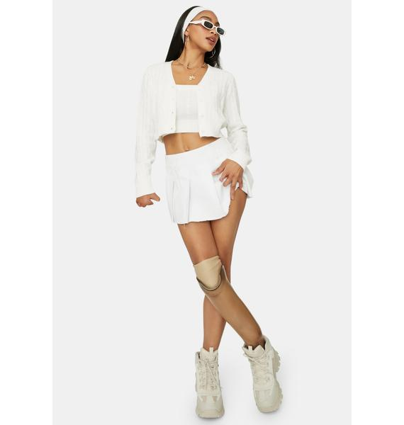 Everything I Want Sweater Tank And Cardigan Set