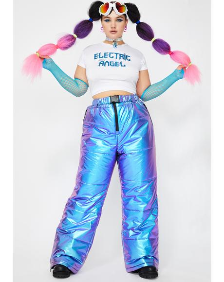 Survive Subzero Metallic Snow Pants