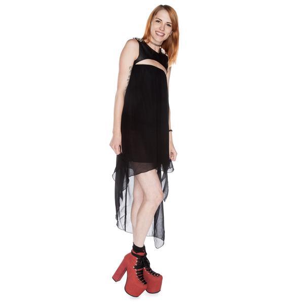 UNIF Splice Dress