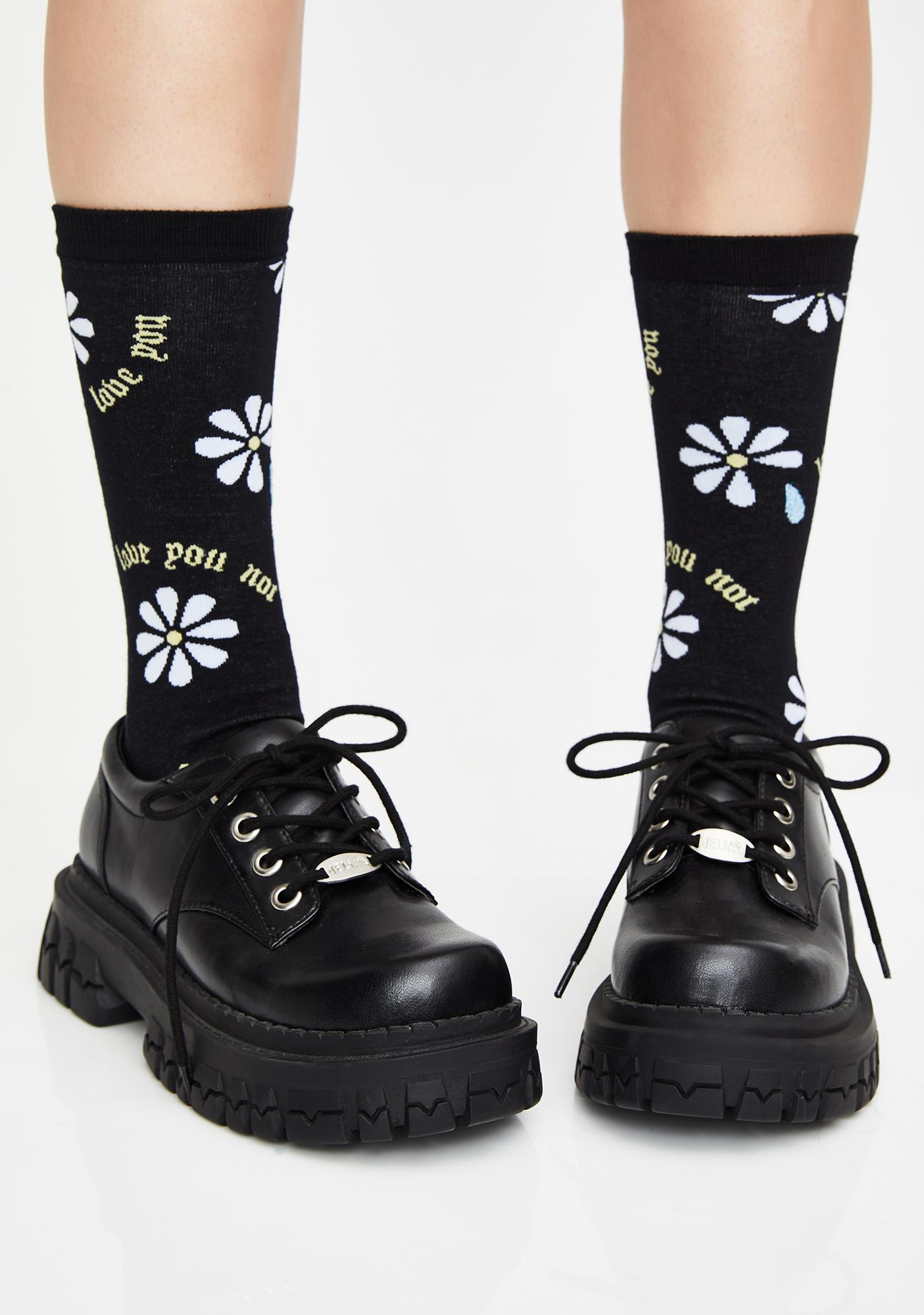 dELiA*s by Dolls Kill Teen Craft Oxford Shoes