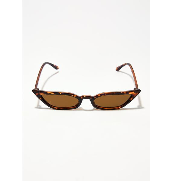 Coco Bad Biddie Blvd Sunglasses