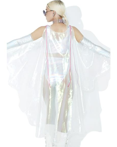 Cyber Butterfly Bodysuit