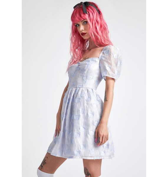dELiA*s by Dolls Kill Alwayz Nap Time Babydoll Dress