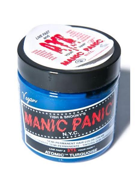 Atomic Turquoise Classic Hair Dye