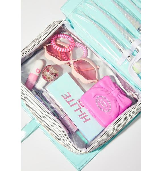 Sugar Thrillz Beauty School Dropout Cosmetic Bag