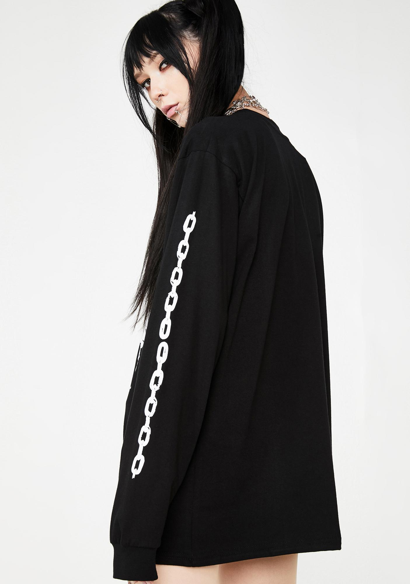 Dreamland Syndicate Widow Long Sleeve Tee