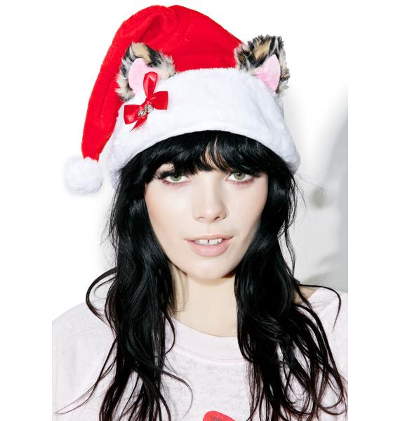 Santa's Helper Hat