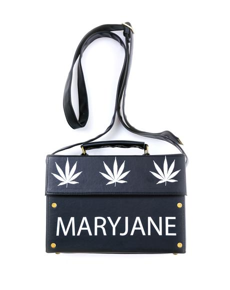 Mary Jane Box Bag