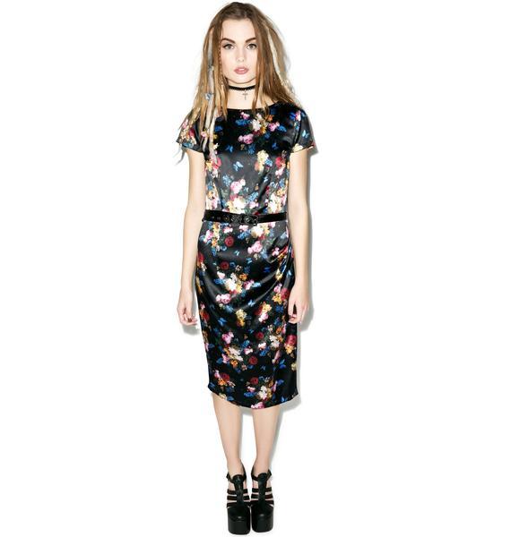 Dark Garden Dress