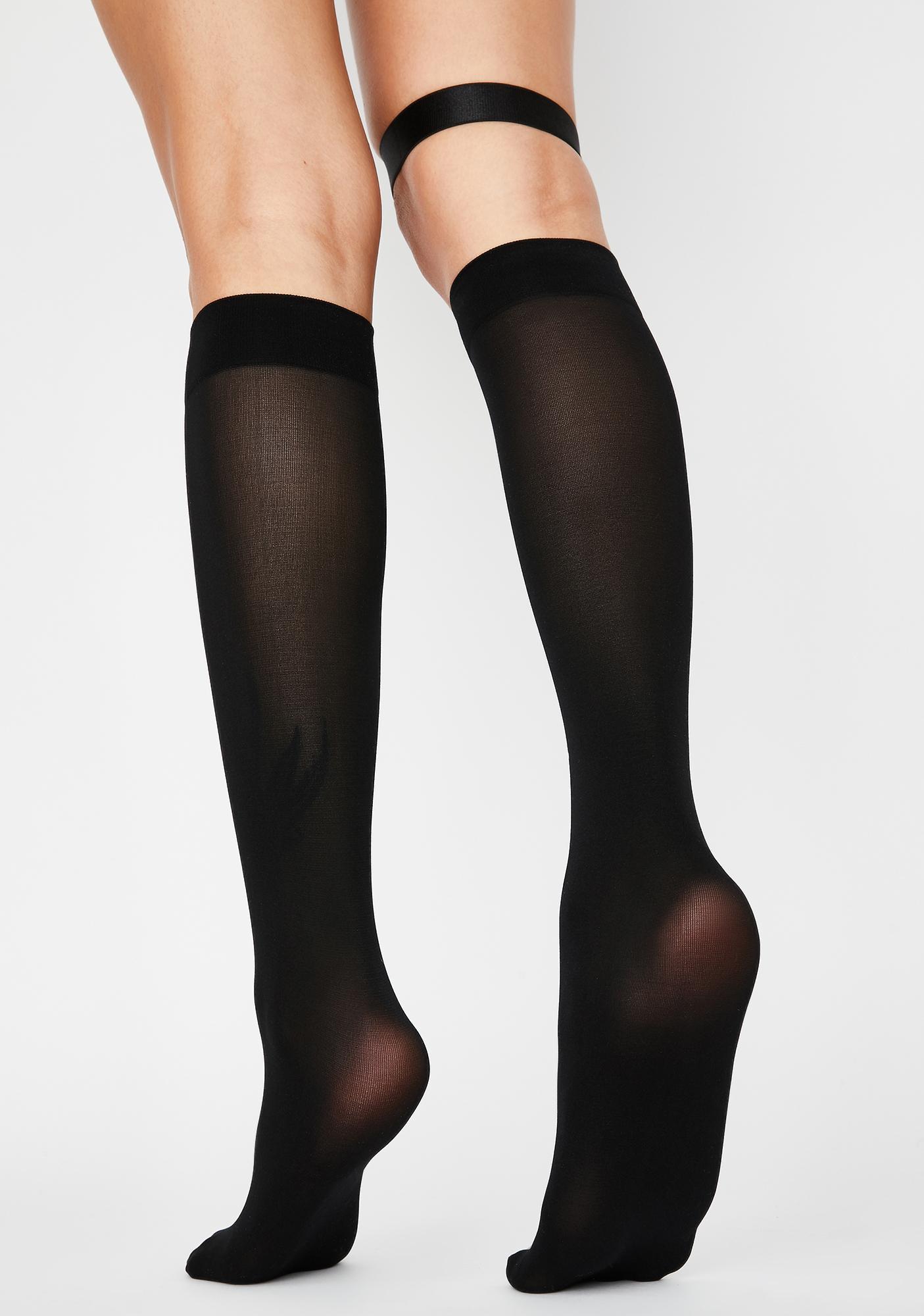 Dope Vibe Garter & Socks Set
