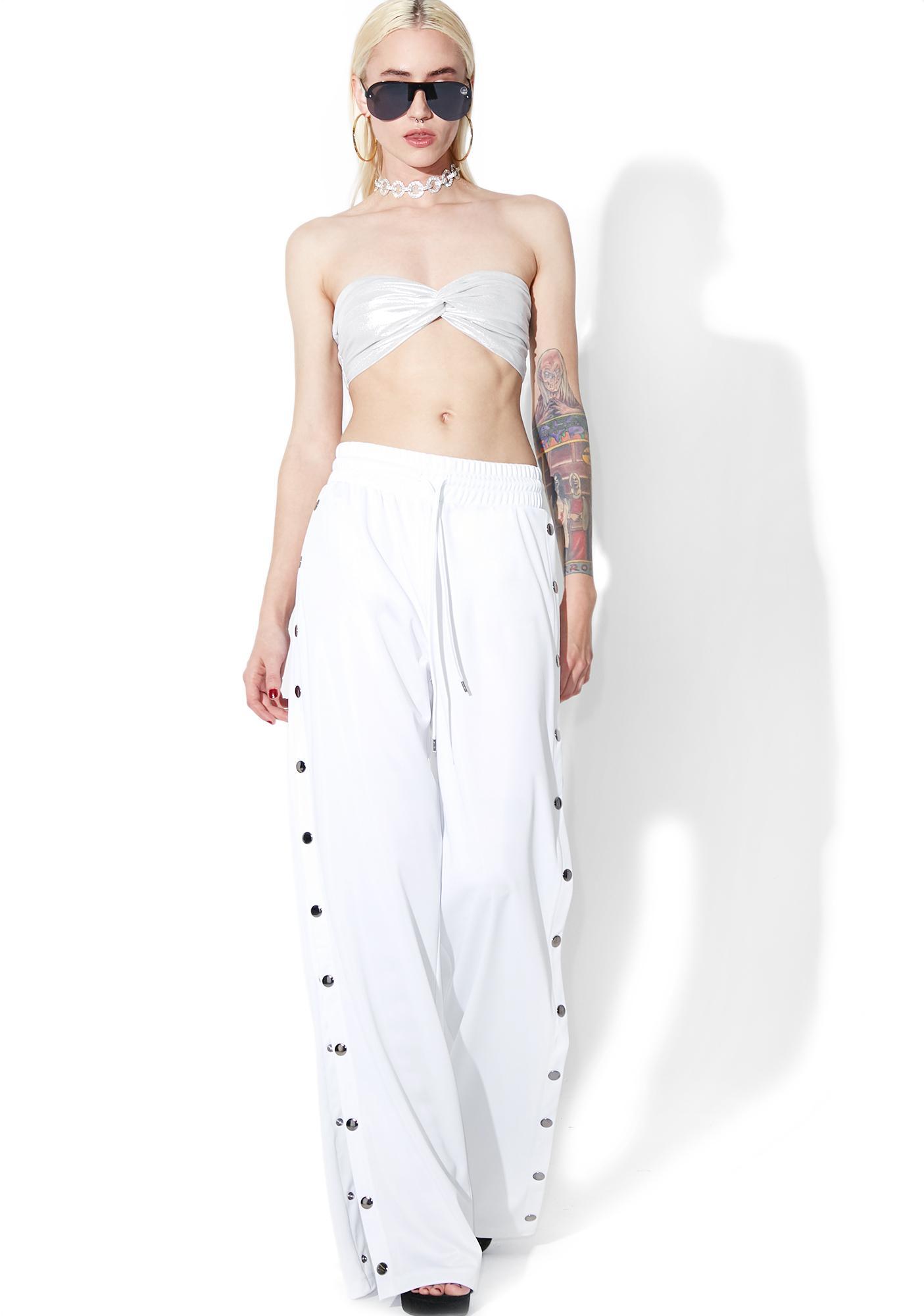Wannabe Snap Track Pants