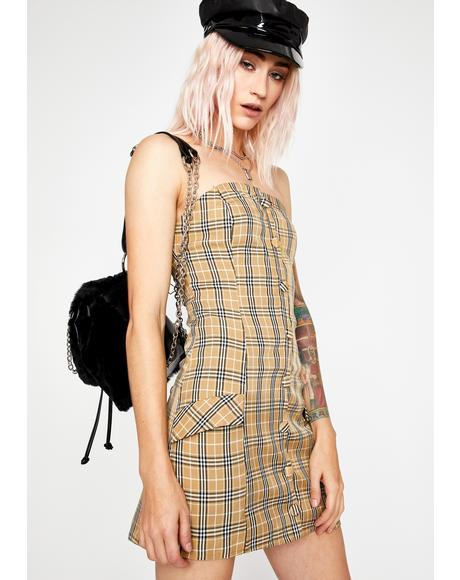 Totally Notorious Mini Dress