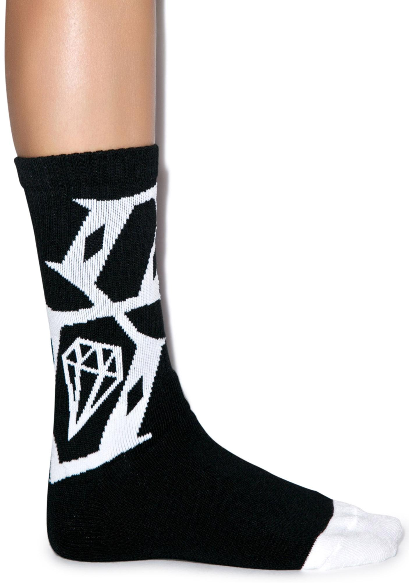 Rebel8 Tilted 8 Socks