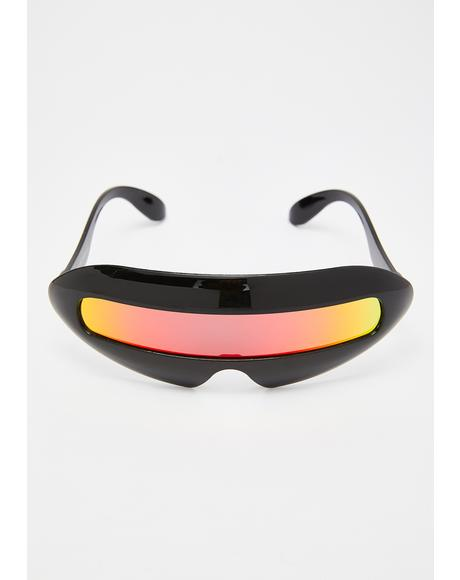 Fire Revo Shield Sunglasses