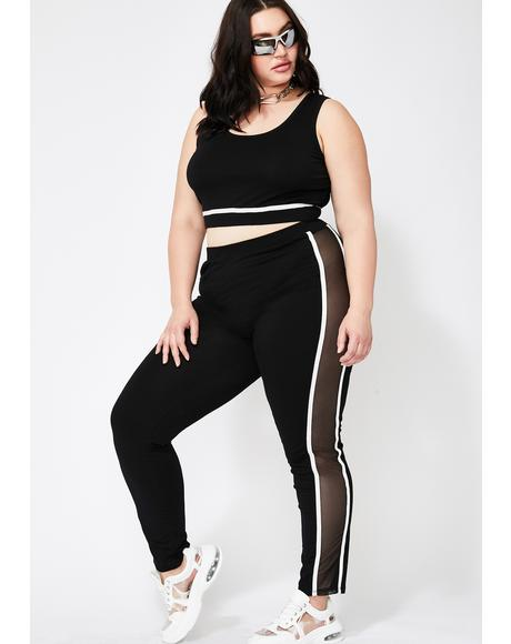 BB Let It Ride Athleisure Set