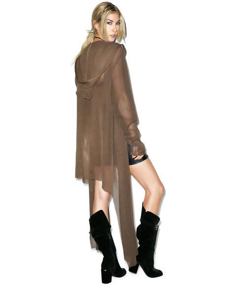Neoburner Mesh Cloak