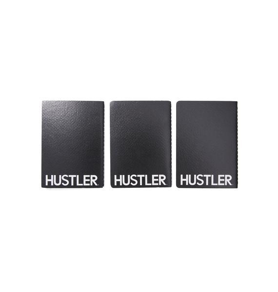 Hustler Set Of 3 Mini Journals