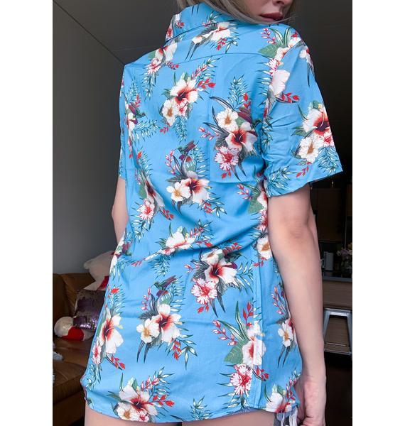 Criminal Damage Tyrell Short Sleeve Button Up Shirt