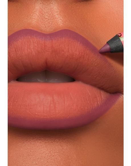 Chiffon Velvetines Lip Liner