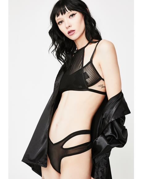 Safe Word Underwire Bra