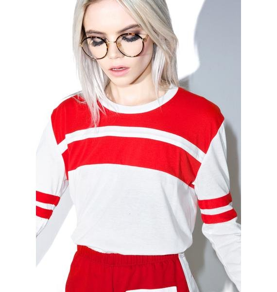 Camp Collection Ruby Wittels Tee