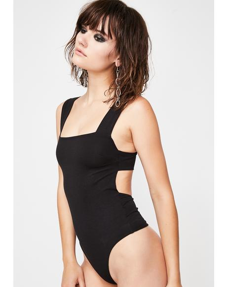 Nite Ultimatum Cutout Bodysuit