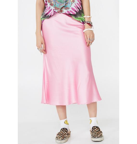 Miss Mainstream Mami Midi Skirt