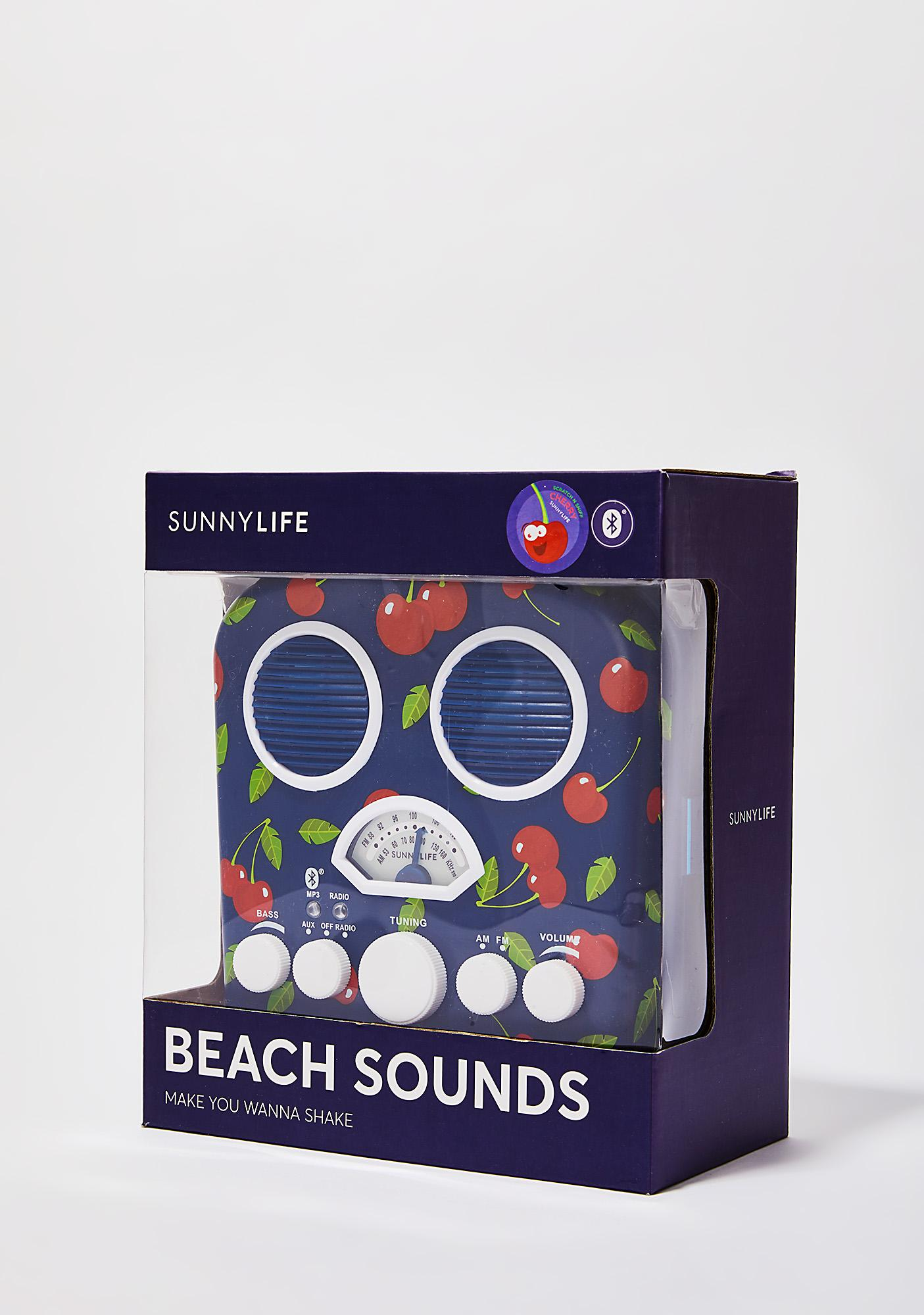 Sweet Tunes Beach Sounds Speaker