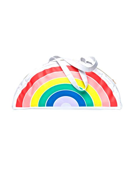 Super Chill Rainbow Cooler Bag