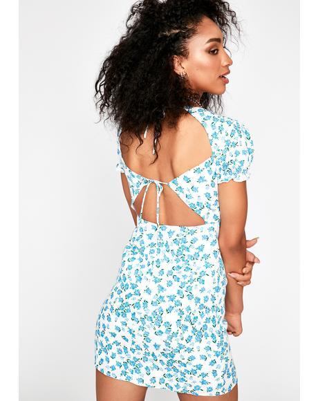 Life's A Breeze Mini Dress