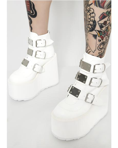 Icy Low Trinity Boots