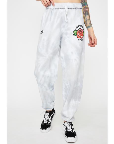 Mind Ur Business Tie Dye Sweatpants