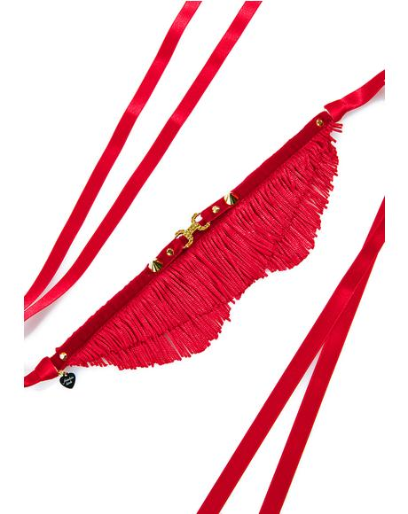 Rouge Blindfold