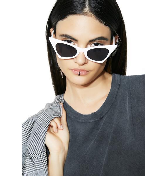 The Cobra Snake Classic Foxy Sunglasses