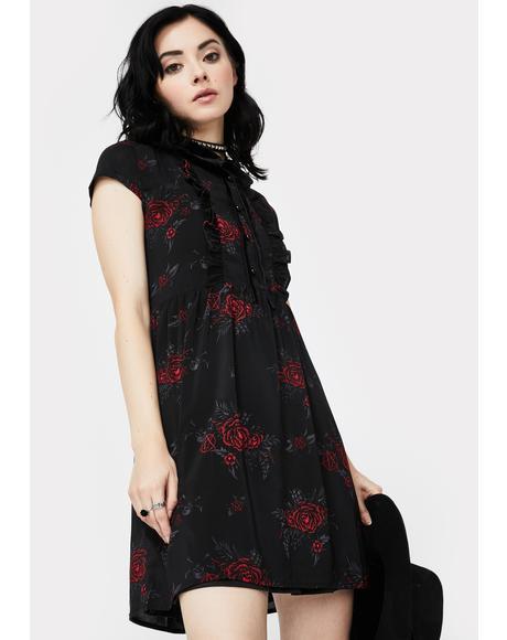 Rosalia Doll Dress