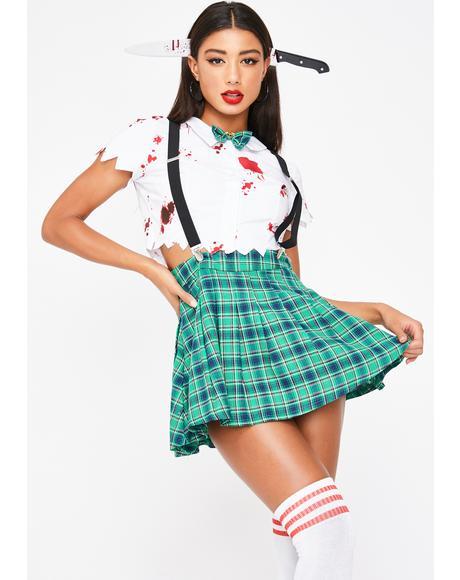 Hell Week Skirt Set