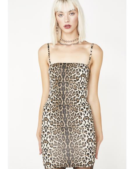 Kitty Here To Slay Mini Dress
