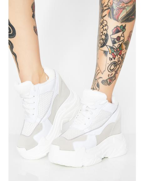 Weird Flexx Chunky Sneakers
