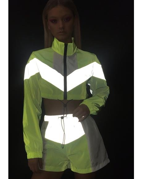 Sour Cyber Complex Reflective Set