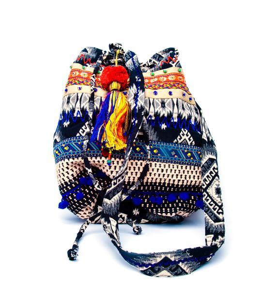 Explorer Ganesha Bag