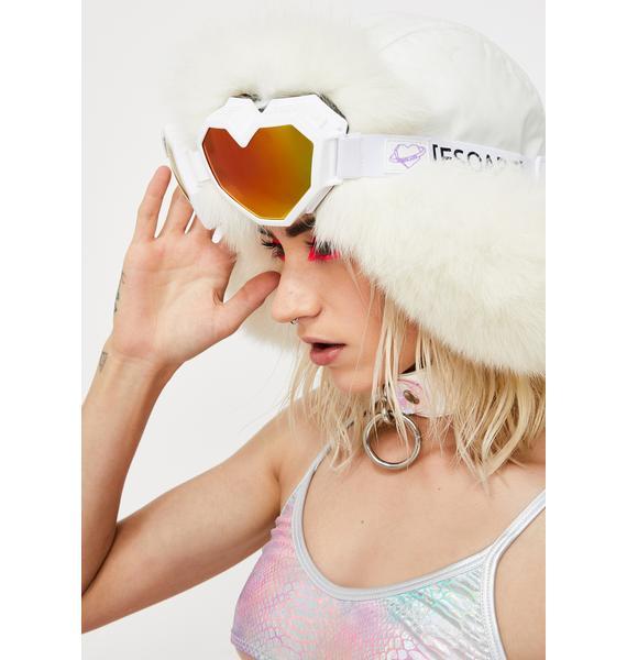 ESQAPE White Heart Goggles